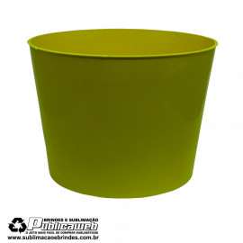 Balde de Pipoca 1.5L Amarelo c/ 1 Unidade