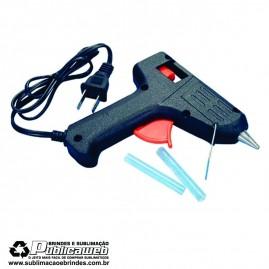 Pistola de Cola Quente Pequena 10w