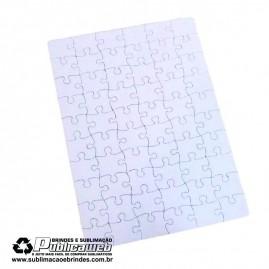 Quebra Cabeça retangular 19×27 com 60 peças