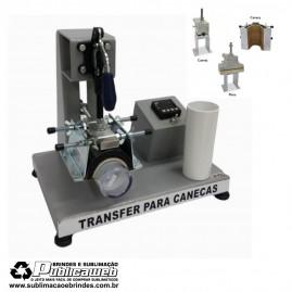 Prensa Digital Térmica 5x1 para Transfer em Acrílico - 220v