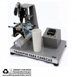 Prensa Digital Térmica 2x1 para Transfer em Acrílico - 220v