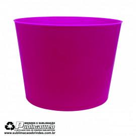 Balde de Pipoca 1.5L Rosa Escuro c/ 1 Unidade