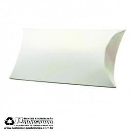Caixa Branca Sublimatica para Camiseta /10 UNID