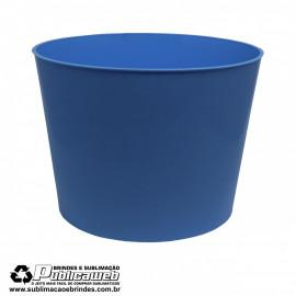 Balde de Pipoca 1.5L Azul Claro c/ 1 Unidade