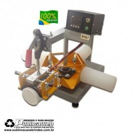 Prensa Digital Térmica Carrocel para Transfer em Acrílico - 220v