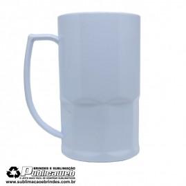 Caneca Plastico par Chopp Sublimatica 500ml Suprema para Brindes