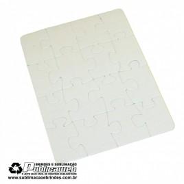 Quebra Cabeça retangular 14×19 com 16 peças
