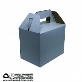 Caixa com Alça para Canecas Lisa  c/ 10 Unidades