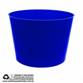 Balde de Pipoca 1.5L Azul Escuro c/ 1 Unidade